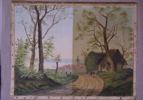 Maleri af Jørgen Aabye